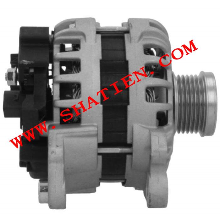 斯柯达Citigo 1.0发电机F000BL0602,SD11001B